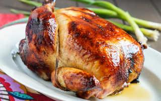 Курица, запечённая в духовке – пошаговый рецепт с фото – для духовки