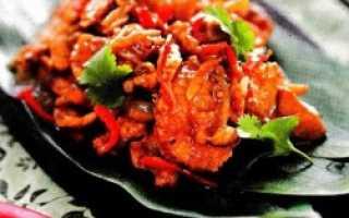 Курица по-индонезийски – пошаговый рецепт с фото. Как приготовить