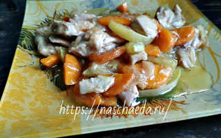 Куриное филе с кабачком – пошаговый рецепт с фото. Как приготовить