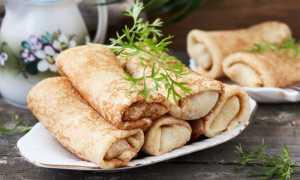 Блинчики с печенью – пошаговый рецепт с фото. Как приготовить