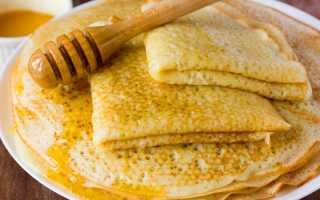 Марокканские блинчики – пошаговый рецепт с фото. Как приготовить