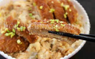 """Куриные """"Кацу"""" – пошаговый рецепт с фото. Как приготовить"""