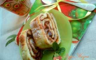 Паннукакку – финские блины – пошаговый рецепт с фото. Как приготовить