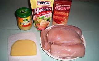 Куриные грудки в дижонской панировке – пошаговый рецепт с фото. Как приготовить