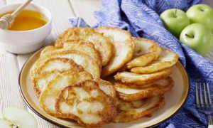 Творожно-яблочные оладьи – пошаговый рецепт с фото. Как приготовить
