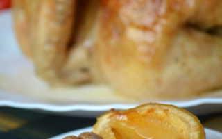 Лимонно-имбирный цыпленок – пошаговый рецепт с фото – для духовки