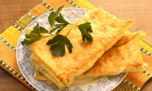 Рецепт лаваша с сыром и зеленью пошагово с фото или готовим дома лаваш