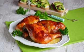 Карамельные куриные ножки – пошаговый рецепт с фото. Как приготовить