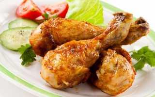 Жареные хрустящие куриные окорочка – пошаговый рецепт с фото. Как приготовить