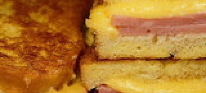 Бутерброды с ветчиной и куриным мясом – пошаговый рецепт с фото. Как приготовить