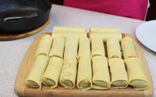 Блинчики с бананами и сгущенкой – пошаговый рецепт с фото. Как приготовить