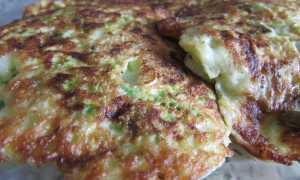 Кабачковые оладьи с зеленым луком – пошаговый рецепт с фото. Как приготовить