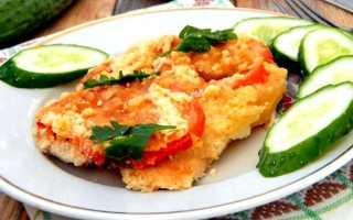 Курица под шубой в духовке – пошаговый рецепт с фото – для духовки