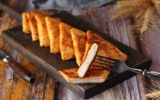 Блинчики с куриным фаршем и овощами – пошаговый рецепт с фото – для блендера