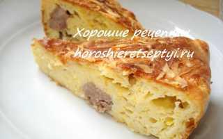 Сытный пирог с фрикадельками – пошаговый рецепт с фото. Как приготовить