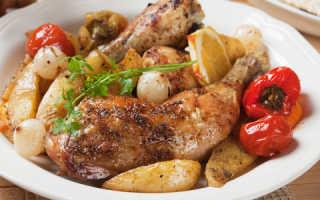 Курица с молодым картофелем тушеная в сметане – пошаговый рецепт с фото – для мультиварки