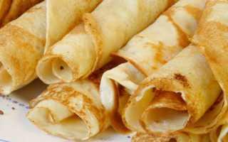 Блины фаршированные начинкой из крабовых палочек – пошаговый рецепт с фото. Как приготовить