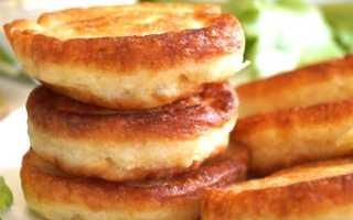 Оладушки на кефире – пошаговый рецепт с фото. Как приготовить