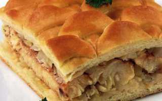 Пирог со щукой – пошаговый рецепт с фото. Как приготовить
