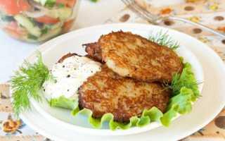Драники с зеленым луком – пошаговый рецепт с фото. Как приготовить