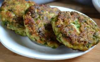 Оладушки с брокколи и грибами – пошаговый рецепт с фото. Как приготовить