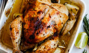 Чесночная курочка – пошаговый рецепт с фото. Как приготовить