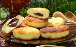 Сырники с шоколадной крошкой – пошаговый рецепт с фото. Как приготовить