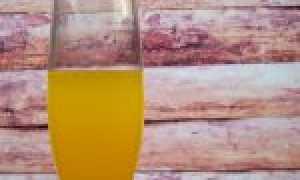 Абрикосовый коктейль Беллини – пошаговый рецепт с фото. Как приготовить