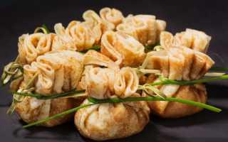 Нежные мешочки с сыром – пошаговый рецепт с фото. Как приготовить