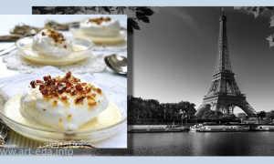 """Десерт """" Плавающий остров"""" – пошаговый рецепт с фото. Как приготовить"""