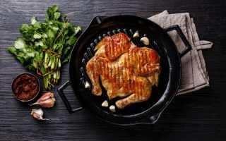 Цыпленок табака – пошаговый рецепт с фото. Как приготовить