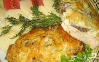 Курица с грибами в сырном соусе – пошаговый рецепт с фото. Как приготовить