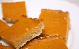 Эдвардианский тыквенный пирог – пошаговый рецепт с фото. Как приготовить