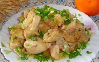 Курица в сливках в мультиварке – пошаговый рецепт с фото – для мультиварки