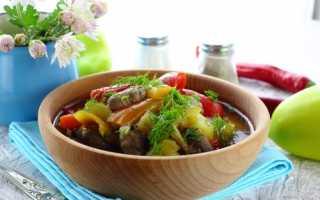 Куриные сердечки тушеные с овощами – пошаговый рецепт с фото. Как приготовить