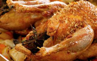 Запеченная цесарка – пошаговый рецепт с фото – для духовки