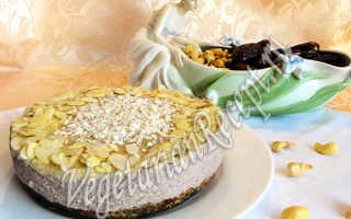 Чизкейк ореховый – пошаговый рецепт с фото. Как приготовить