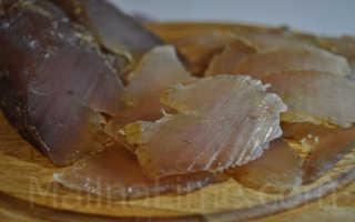 Пастрома из куриного филе – пошаговый рецепт с фото. Как приготовить