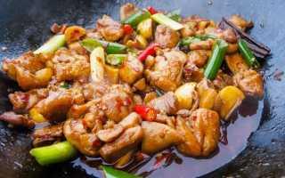 Стир-фрай из курицы с овощами – пошаговый рецепт с фото. Как приготовить