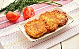 Драники с сыром – пошаговый рецепт с фото. Как приготовить