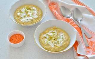 Картофельно-чечевичное пюре – пошаговый рецепт с фото. Как приготовить