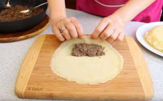 Блины с говяжьим сердцем – пошаговый рецепт с фото. Как приготовить