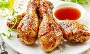 Куриные ножки в медово-лимонном маринаде – пошаговый рецепт с фото. Как приготовить