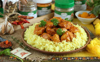 Курица карри по-индийски – пошаговый рецепт с фото. Как приготовить