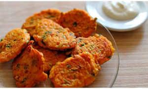 Овощные драники с тыквой – пошаговый рецепт с фото. Как приготовить