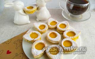 Рецепт лимонного печенья пошагово с фото или готовим дома печенье