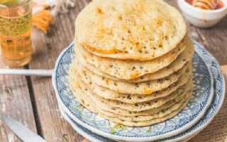 Баргиры (Багхрир) – марокканские блины. – пошаговый рецепт с фото. Как приготовить