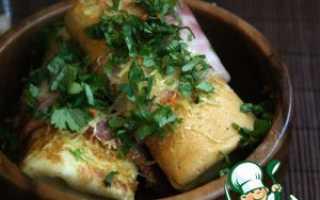 Блинчики с беконом – пошаговый рецепт с фото. Как приготовить