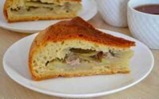 Пирог с сладким картофелем – пошаговый рецепт с фото. Как приготовить