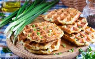 Картофельные вафли – пошаговый рецепт с фото. Как приготовить